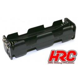 HRC9271N Boitier de piles - AA - 8 éléments - Carré Long