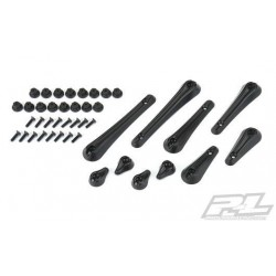 PL6360-00 Body - 1/10 Short Course - Lid Skid Body Protectors for SC, 1:10 and 1:8 Monster Truck Bodies