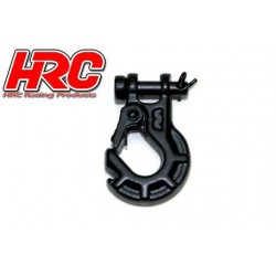 HRC25243A Body Parts - 1/10 Crawler - Highly detailed Winch Hook 18x11mm