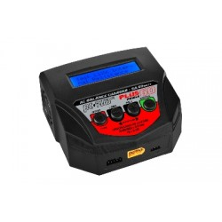 RC-CHA-215 RC Plus - Power Plus 60 Charger - AC 60W - 1x 4S Lixx - 8 Nixx - 12V PB