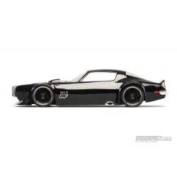 PL1535-30 Carrosserie - 1/10 Touring / Drift - 190mm - Transparente - Pontiac Firebird Trans Am (VTA Class)