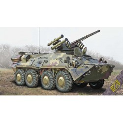 ACE72175 BTR-3E1 Ukrainian armored personnel carr 1:72