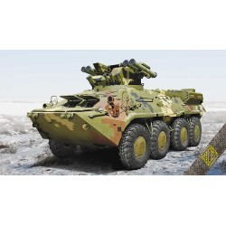 ACE72176 BTR-3RK Ukrainian anti-tank vehicle 1:72