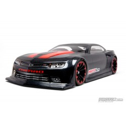 PL1544-30 Carrosserie - 1/10 Touring - 190mm - Transparente - Chevy Camaro Z/28