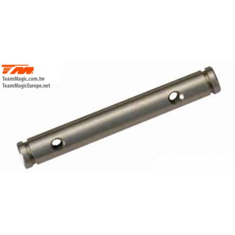 KF1420 Pièce Option - Axe intermédiaire aluminium traité dur