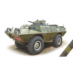ACE72431 XM-706 E1 Commando Armored Car 1:72