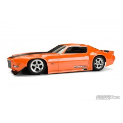 PL1552-40 Carrosserie - 1/10 Touring / Drift - 190mm - Transparente - 1971 Chevrolet Camaro Z28 (VTA Class)
