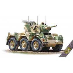 ACE72435 FV-601 Saladin Armoured car 1:72