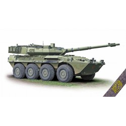 ACE72437 Centauro B1 105mm wheeled tank 1:72