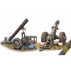 ACE72444 Hell Cannon Syrian Artillery 1:72