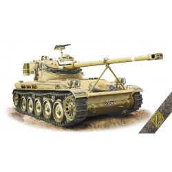 ACE72445 AMX-13/75 French light tank 1:72