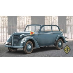 ACE72507 Olympia (cabrio) staff car,model 1938 1:72
