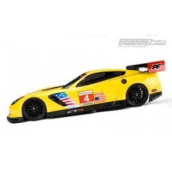 PL1557-30 Carrosserie - 1/10 Touring - 190mm - Transparente - Chevrolet Corvette C7.R