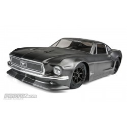 PL1558-40 Carrosserie - 1/10 Touring - 190mm - Transparente - 1968 Ford Mustang / VTA Class