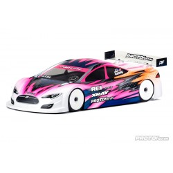 PL1560-20 Carrosserie - 1/10 Touring - 190mm - Transparente - Type-S X-Lite