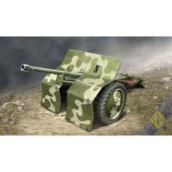 ACE72534 PstK/36 Finnish 37mm anti-tank gun 1:72