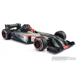 PL1561-22 Carrosserie - 1/10 Formule 1 - Transparente - F26