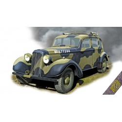 ACE72550 Super Snipe Saloon British Staff Car WW2 1:72
