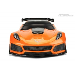 PL1563-25 Carrosserie - 1/10 Touring - 190mm - Transparente - Chevrolet Corvette ZR1 Lightweight