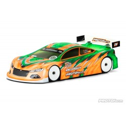 PL1564-25 Carrosserie - 1/10 Touring - 190mm - Transparente - D9 Lightweight