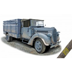 ACE72575 G917T 3t German cargo truck (m.1939 soft cab) 1:72