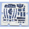 ACEPE7267 Photo-etched set for Ka-52 interior, for Zvezda kit 1:72