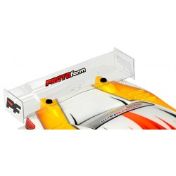 PL1720-01 Aileron - 1/10 Touring - Transparent - Pro-TC 200mm (2 pces)
