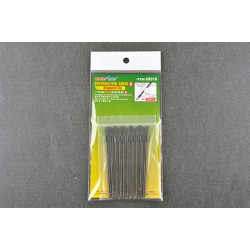 TRU08019 Disposable Mini Diagonal Brush (10)