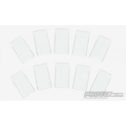 PL1727-00 Ailerons - Plaques latérales d'aileron TC Pré-coupées (10 pces)