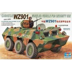 TRU00329 TRUMPETER Chin WZ901 wheeled 1/35