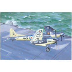 TRU02895 TRUMPETER De Havilland Sea Hornet NF21 1/48