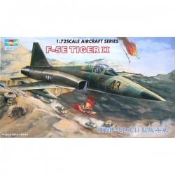 TRU80207 TRUMPETER US F-5E TIGER II 1/72