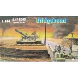 TRU82121 TRUMPETER Bridgehead Irak 1/144