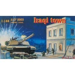 TRU82122 TRUMPETER US Arm.in Irak Town 1/144