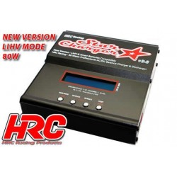 HRC9354A Chargeur - 12/230V - HRC Star Charger V4.0 - LiHV compatible – 100W