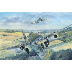 HBO81805 ME262 Fighter 1/18