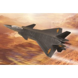 HBO81902 Chinese J-20 Mighty Dragon 200mm