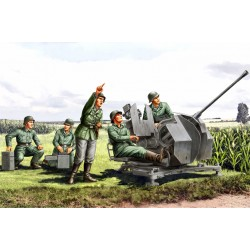 HBO84412 20mm Flak38 Figure Set 1/35