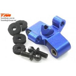 KF1470B Option Part - G4 - Alum. Sliding Steering Servo Saver Blue