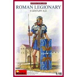MINIART16007 MINIART Roman Legionary II AD 1/16