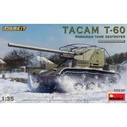 MINIART35230 Tacam T-60 Romanian Tank Dest. 1/35