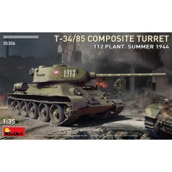 MINIART35306 T-34/85 Composite Turret '44 1/35