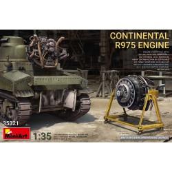 MINIART35321 Continental R975 Engine 1/35