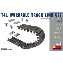 MINIART35322 T41 Workable Track Link Set 1/35