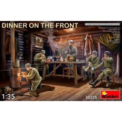 MINIART35325 Dinner On The Front 1/35