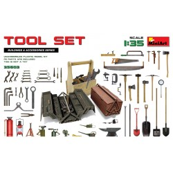 MINIART35603 Tools Set 1/35