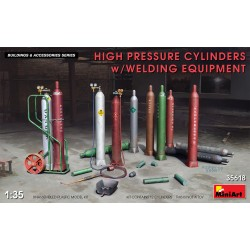 MINIART35618 High Pressure Cylinder Welding 1/35