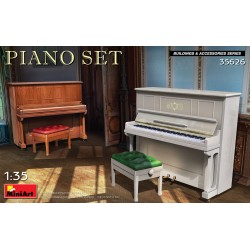 MINIART35626 Piano Set 1/35