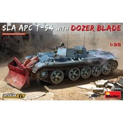 MINIART37028 SLA APC T-54 w/ Dozer Blade 1/35