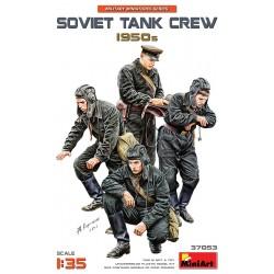 MINIART37053 Soviet Tank Crew 1950's 1/35